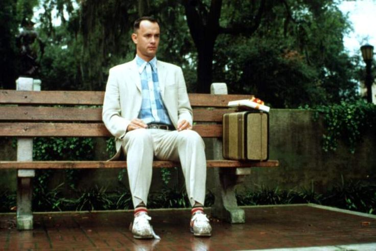 The Oscar-winning favorite <i>Forrest Gump</i> was actually a novel by the same name <i>first</i>, though author Winston Groom did admit that the film cleaned up the main character.