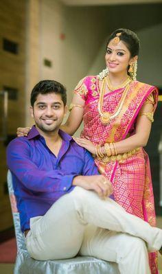 Exclusive Pics of Sun Music VJ Diya Menon's Engagement #Ezwed #Celebrity #VJDivya #Engagement