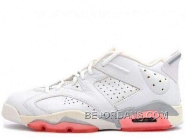 http://www.bejordans.com/big-discount-air-jordan-6vi-retro-low-blanc-rose-zp2wb.html BIG DISCOUNT AIR JORDAN 6(VI) RETRO LOW BLANC/ROSE ZP2WB Only $79.00 , Free Shipping!