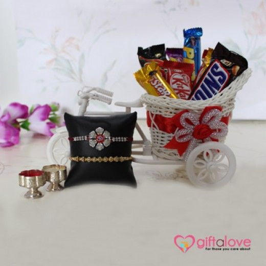 Are you spending a considerable amount of time for finding out which rakhi your brother would love to have on this Raksha Bandhan?