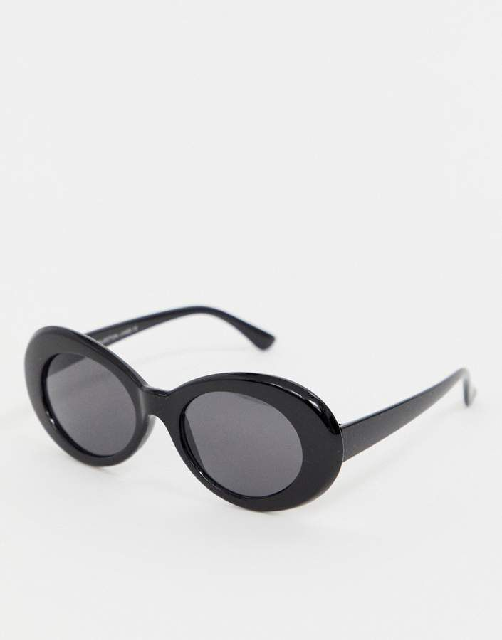 2501b92d25 7X SVNX oval shape round sunglasses. 7X SVNX oval shape round sunglasses  Gafas De Sol Redondas, Asos ...