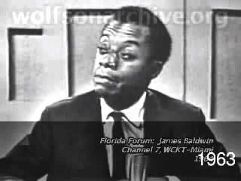 A really interesting interview from 1963, in which James Baldwin discusses active Civil Rights Protests which were going on at the time. It is really incredible to see video of James Baldwin discussing the issues in his book as they occurred during real time (of the time that the video was taken).
