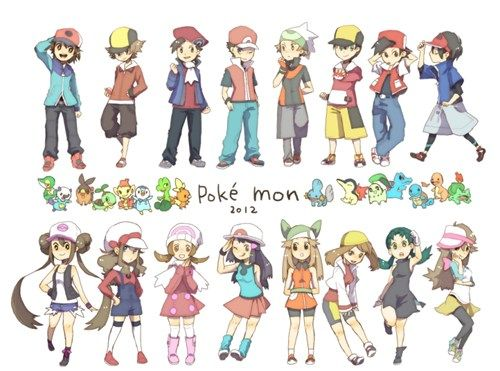 Who is your favorite trainer? My favorite is Leaf (The female trainer from Firered and Leafgreen)