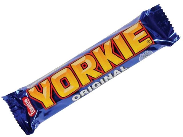 I got: You're such a Yorkie! Which Chocolate Bar Matches Your Personality?