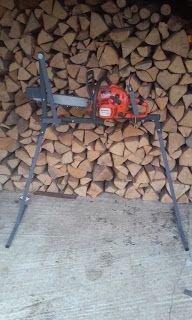 30 best log holder for cutting wood Metal Chainsaw Log Saw