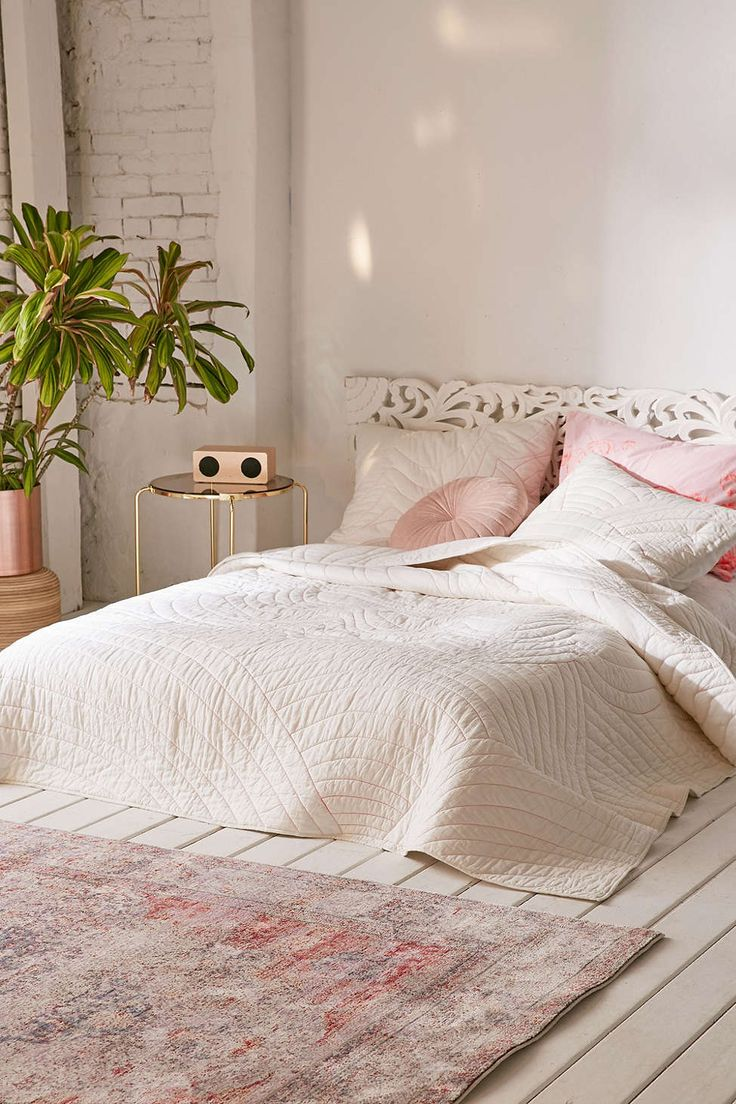 Atti Stitching Quilt - Urban Outfitters