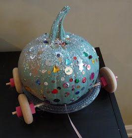 TriangleMommies: Kids Craft Corner: Cinderella Crafts