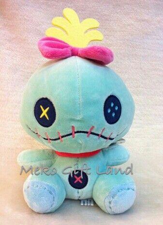 Scrump plush doll