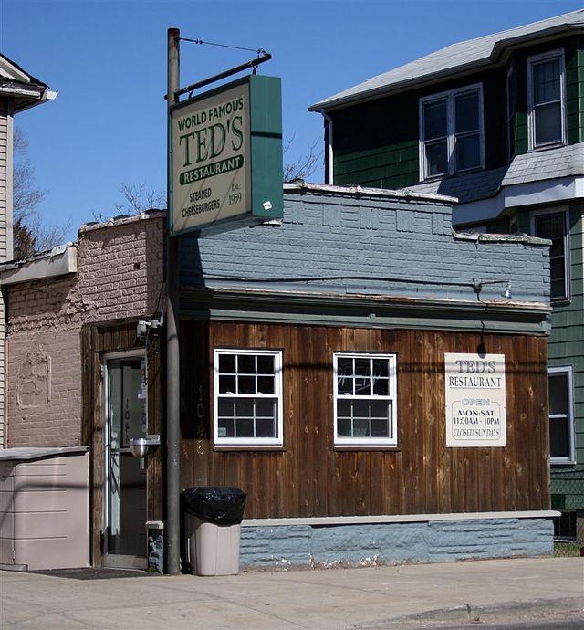 Ted's restaurant, Meriden, Connecticut