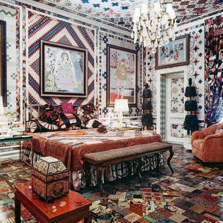 Gloria Vanderbilt's New York City Bedroom  3
