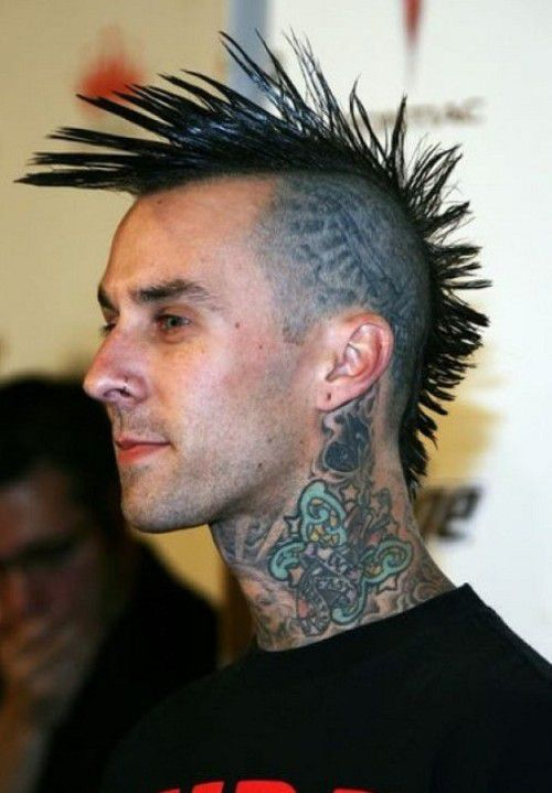 New Latest Punk Mens Hairstyles Trends 2017 Hairstyles
