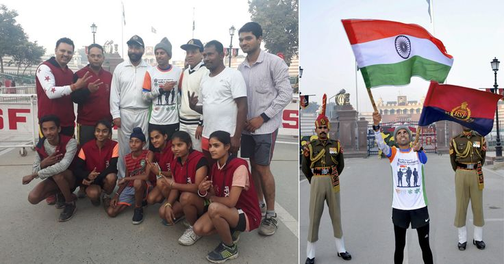 Samir Singh Started His 15000 Kms Run To Help Raise Funds For Martyrs Of The Central Armed Police Force http://newsmagnum.com/samir-singh-15000-kms-run/
