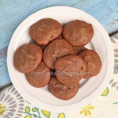 21 Day Fix: Peanut Butter Cookies - From Forks to Fitness