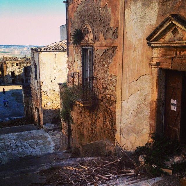 Borghi abbandonati di Sicilia. Poggio Reale Antica