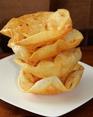 Más de 25 ideas increíbles sobre Fried tortillas en ...