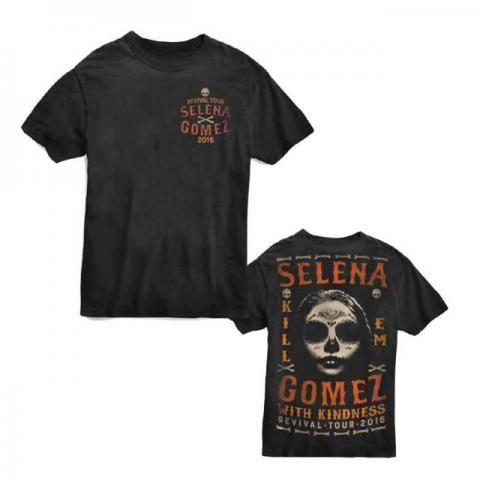 Selena Gomez Merchandise
