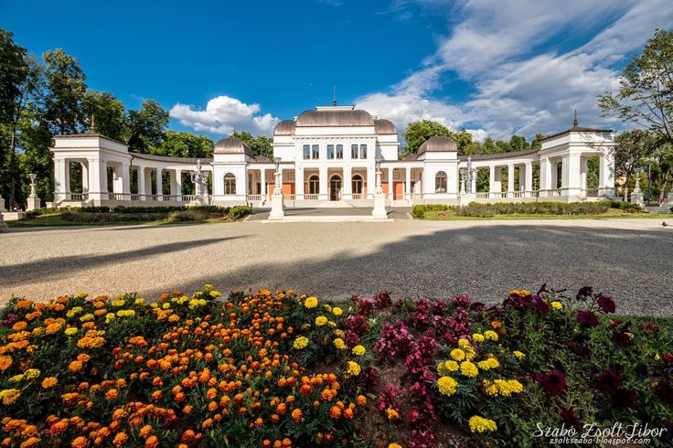 Old Casino in Central Park, Cluj Napoca