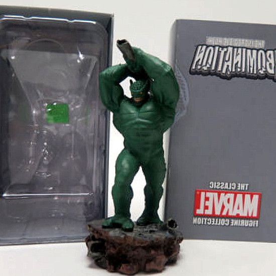 Find great deals on comics-figurines.us for marvel figurines eaglemoss hulk. Shop with. Marvel Comics Eaglemoss Lead Figurine The Hulk s The Abomination A-Bomb. $26.08. Free shipping. Marvel Comics Eaglemoss Lead Figurine The Hulk s The Abomination A-Bomb · Marvel Comics Eaglemoss Lead Fig… $24.99. + $9.99. #hero #comics #DCComics #DC #Marvel #figurines #Collectibles #gifts #collect