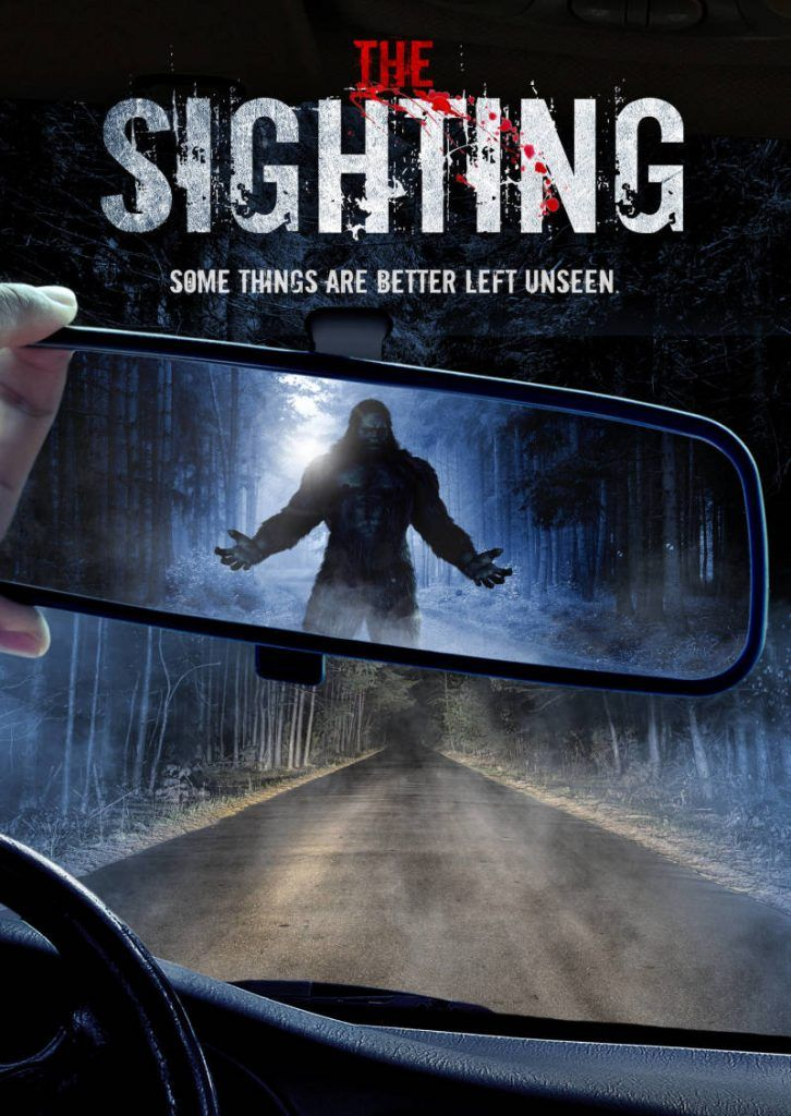 Review of The Sighting. A #bigfoot  movie with a twist.. #movies #horror