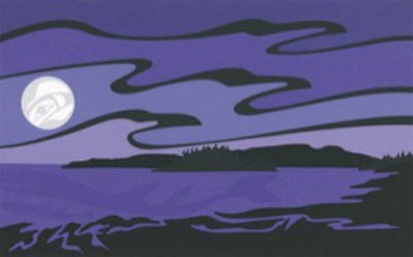 "Roy Vickers - ""Skidegate"""