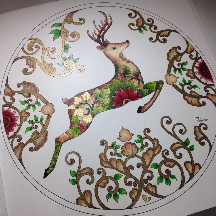 Adult Coloring Books Colouring Colored Pencil Tutorial Prismacolor Chameleons Pencils Watercolor Cards Johanna Basford