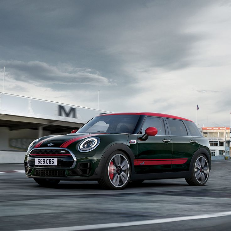 To feel the thrill of the new MINI John Cooper Works Clubman you have to drive it for yourself.
