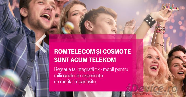 ABONAMENTE TELEKOM – oferta cartela, internet mobil, internet fix, telefonie fixa