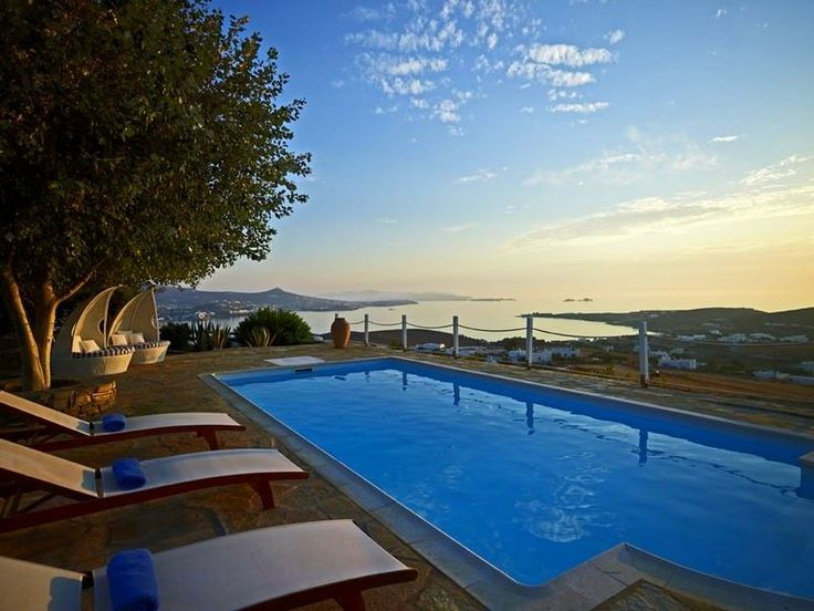 Paros Private Complex with 5 Villas and 2 Pools | Paros Any Cities In Southern Aegean Multi-Family Home Home for Sales Details