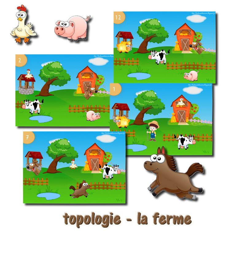 Topologie - la ferme