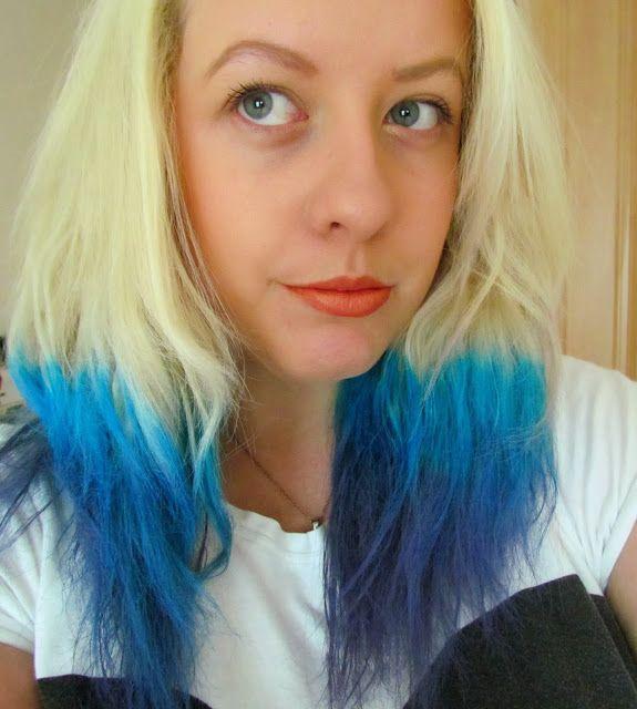 L'Oreal Professionnel Hair Chalks ♥ http://www.dollydowsie.com/2014/01/loreal-professionnel-hair-chalks.html