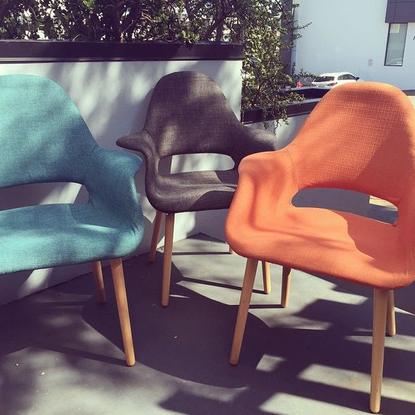 Organic Chairs $199 - Range of colours available