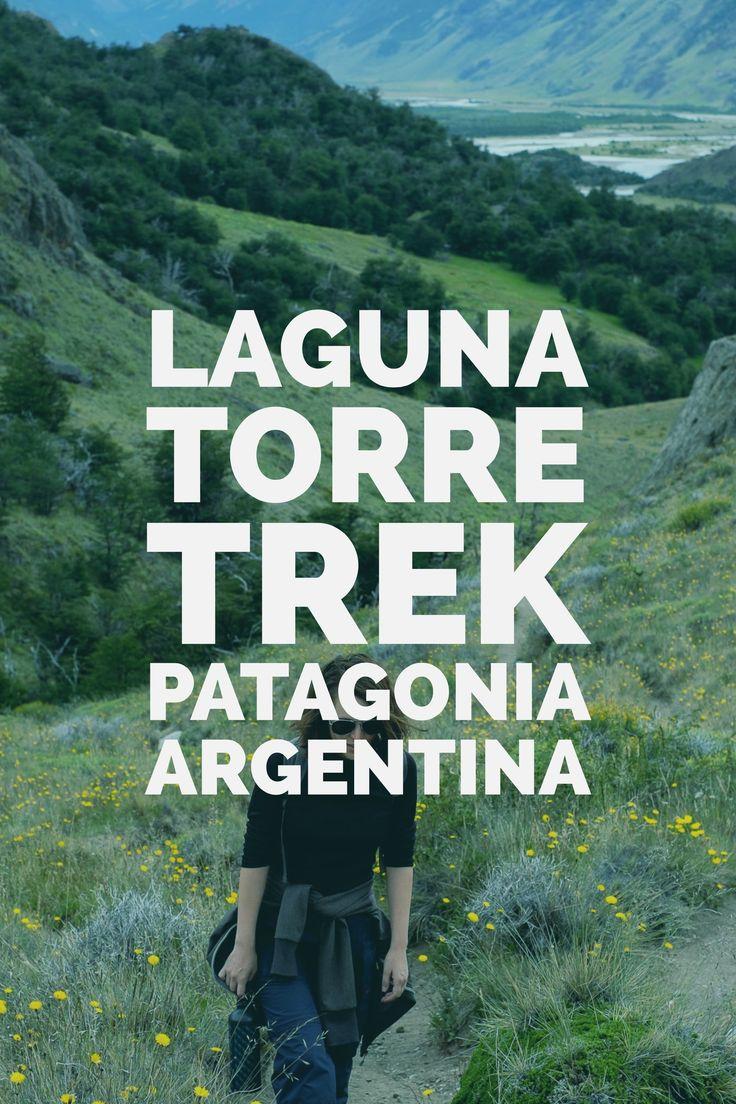 Trekking in El Chalten, Patagonia - Argentina
