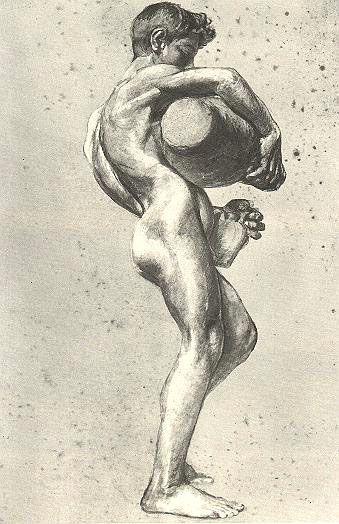Gemito,_Vincenzo_(1852-1929)_-_Studio_per_la_Sorgente_(1919)