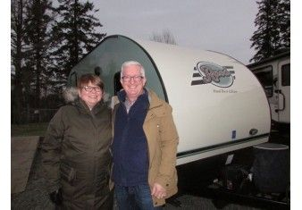Seen on Arbutus RV: 2016 R-Pod RP180  STK# S16N11463A