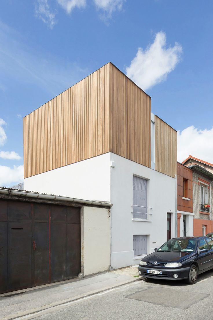 Maison Sans Mur Porteur