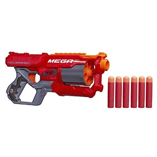Toys for kids ! Double Shooter SHOTGUN - Nerf Gun with 2 Kinds of Bullet.