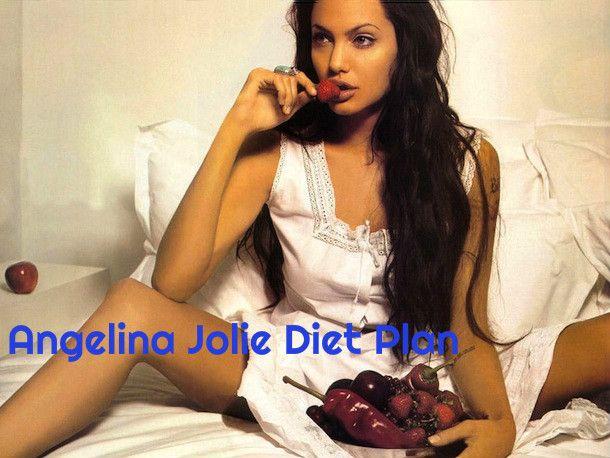 Angelina Jolie Diet Plan