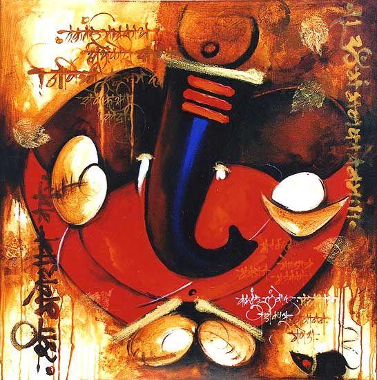 ganesha paintings - Google Search