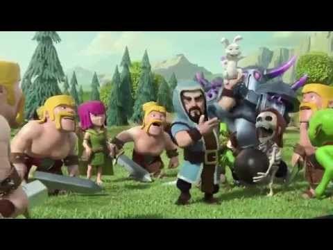 Clash Of Clans 7.156.5 Apk İndir