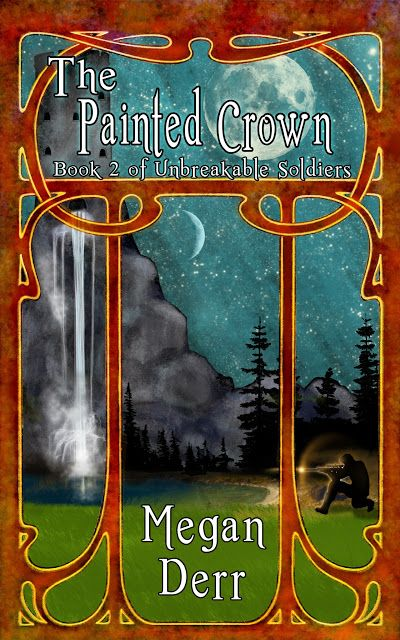 Finding My Way: The Painted Crown by Megan Derr Review