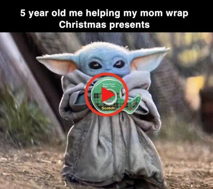 Funny Baby Yoda Christmas Memes Baby Christmas Funny Funnychristmaspresents Memes Yo In 2020 Funny Babies Christmas Memes Funny Christmas Presents