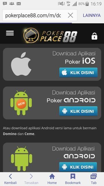Android Dewa Poker