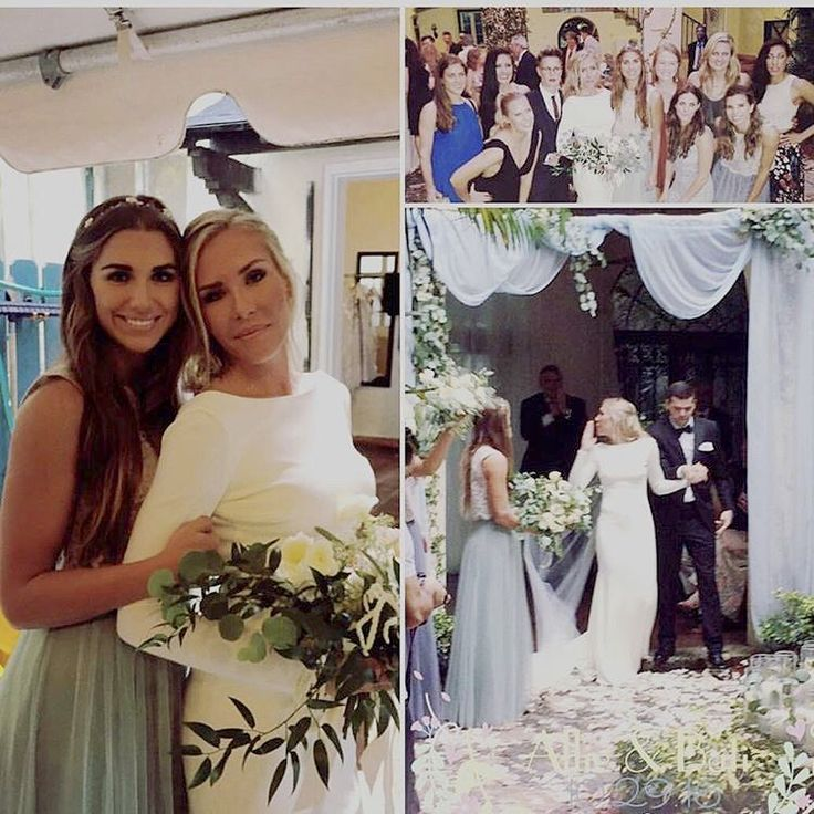 Allie Long Amp Jose Batista Wedding Collage Usa Soccer