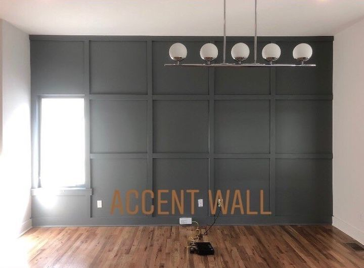 How To Create A Simple Accent Wall Accent Wall Accent Walls In Living Room Shiplap Wall Diy
