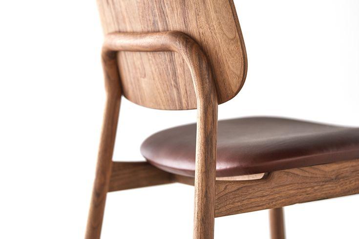 Yu, la collection de mobilier de Mikiya Kobayashi pour Masterwal #design #chair