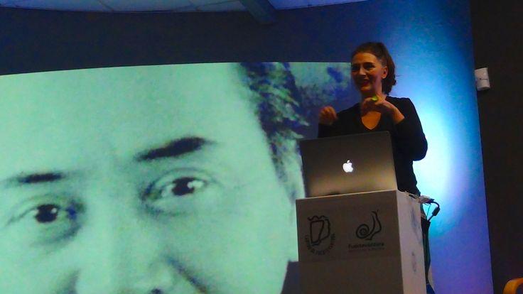 Laura López Coto habla sobre la apasionante vida de Noguchi