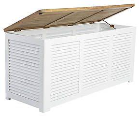 Kussenopslag Cushion, wit, B 130 cm