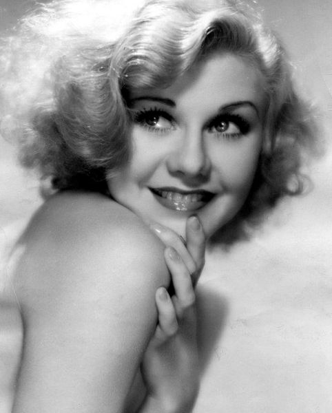 My all time favorite Ginger Rogers. I owe so much of my personality to watching old movies with her as a child.