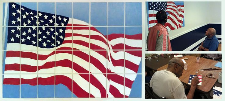 136 best murals images on pinterest for American mural project