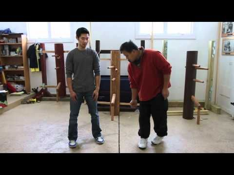 Learn Wing Chun: S1 EP2 - THE POWERFUL PUNCH - YouTube